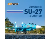 FMS SU-27 Twin 70mm EDF, PNP